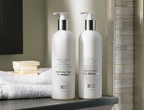 Atelier Bloem Hair Care Set Kimpton Style