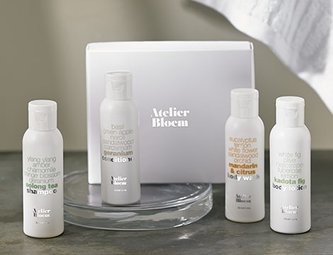 Atelier Bloem Travel Gift Set