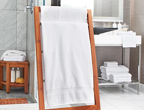 Bath Sheet Kimpton Style