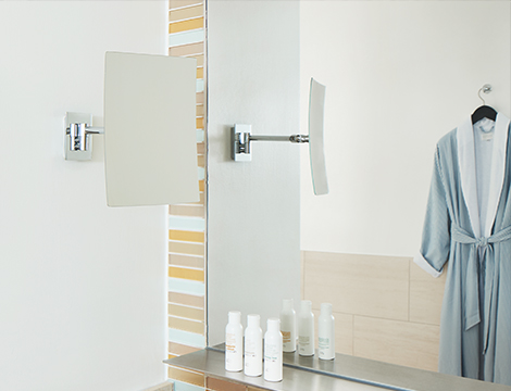 Wall-Mount Vanity Mirror