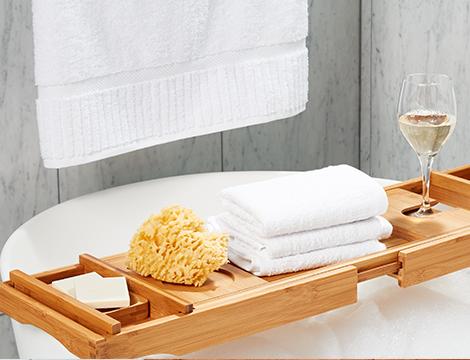 Washcloth Kimpton Style