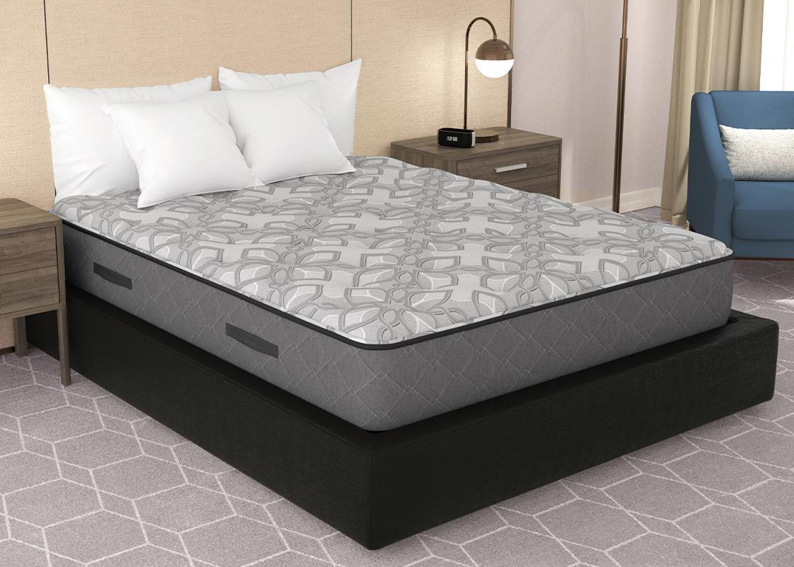 Ze Stripe Bed & Bedding Set   Kimpton Style on