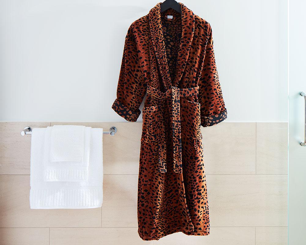 Leopard Robe Kimpton Style