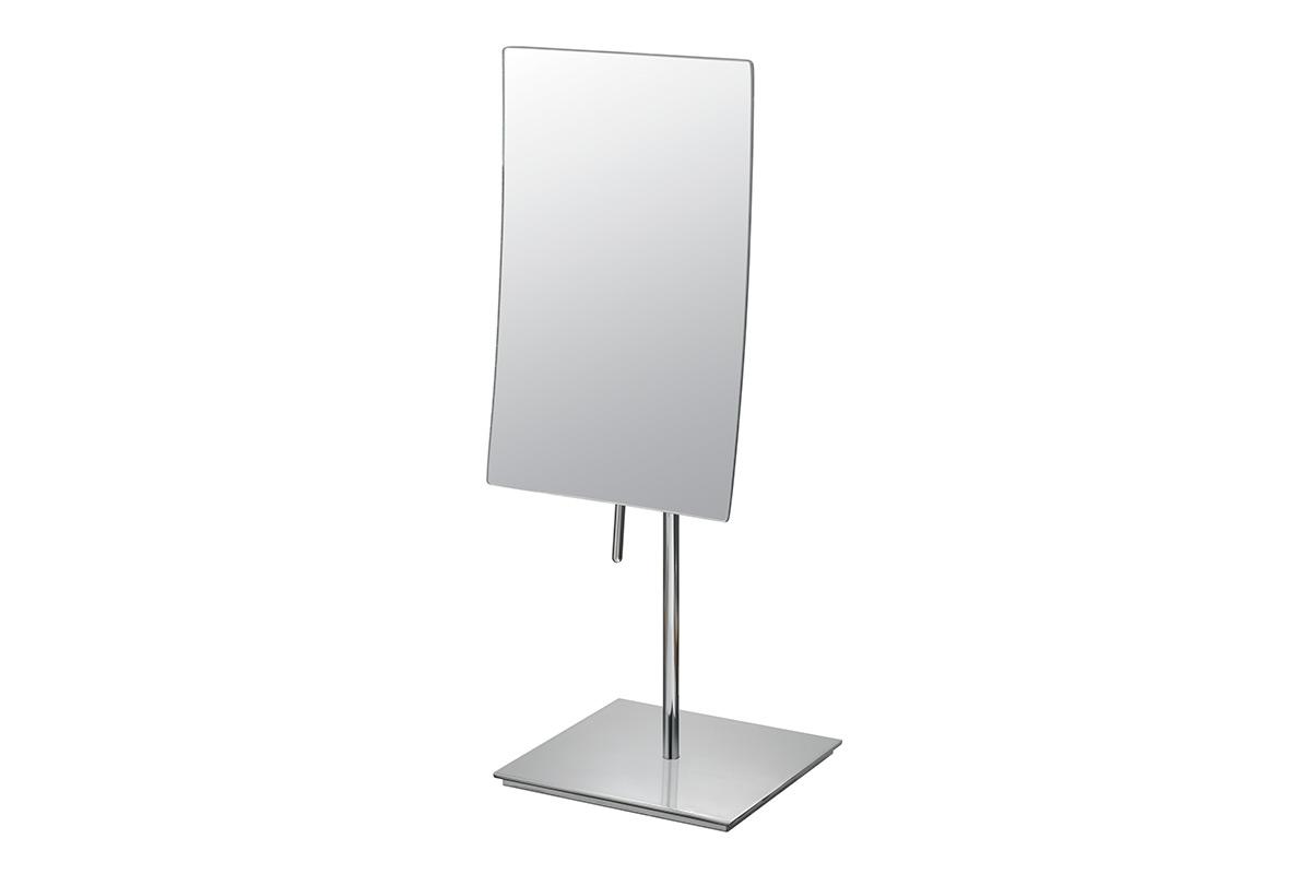 Table top vanity mirror kimpton style table top vanity mirror 1 2 geotapseo Image collections